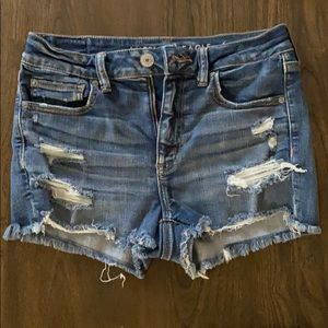 American Eagle Outfitters Hi-Rise Shortie, 8